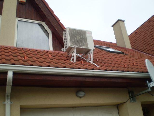 Erre figyelj, ha a klíma a tetőre kerül